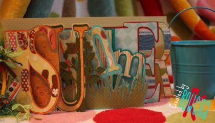 Summer word book Created by Rowena K.
